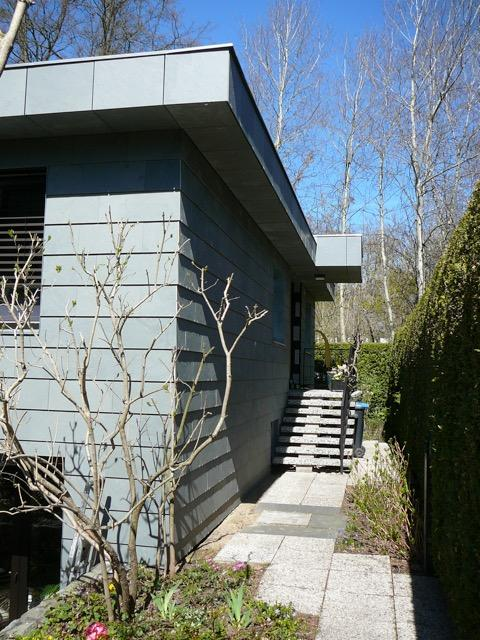 Jaddish Fliesen aussen als Fassaden Schieferplatten II